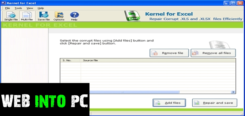 Kernel for Excel Repair Software – A Complete Solution to Repair Corrupt MS Excel File-get intopc