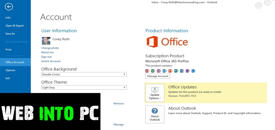 Office 2013 Professional Plus SP1 Updated Sep 2019-getintopc site