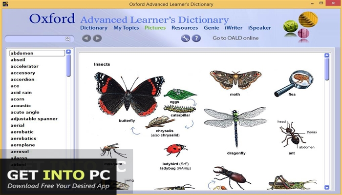 Oxford Advanced Dictionary 9th Edition