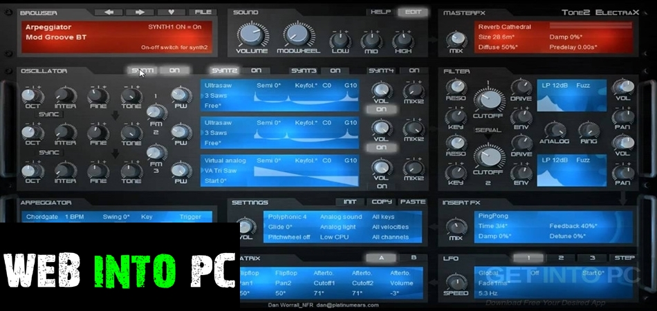 Tone2 – ElectraX-get into pc