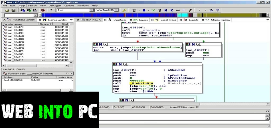 Hex-Rays IDA Pro 7.0 + All Decompilers-getintopc