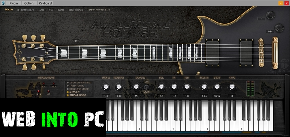 Ample Sound – Ample Metal Eclipse II-get into pc