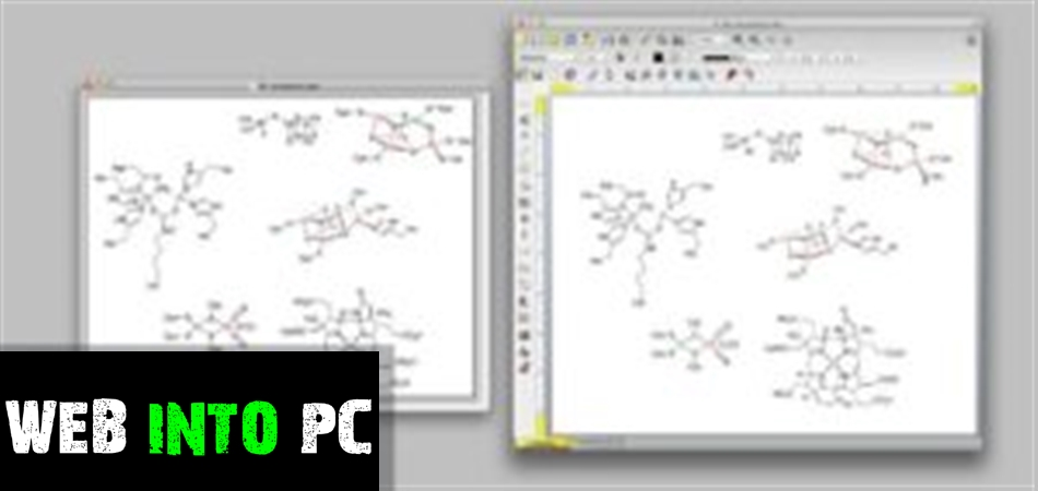 ChemDoodle 2D-getintopc