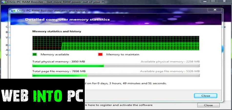 Chris-PC RAM Booster-get into pc
