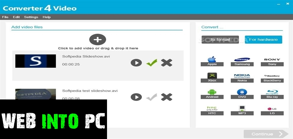 Converter4Video 2020-get into pc