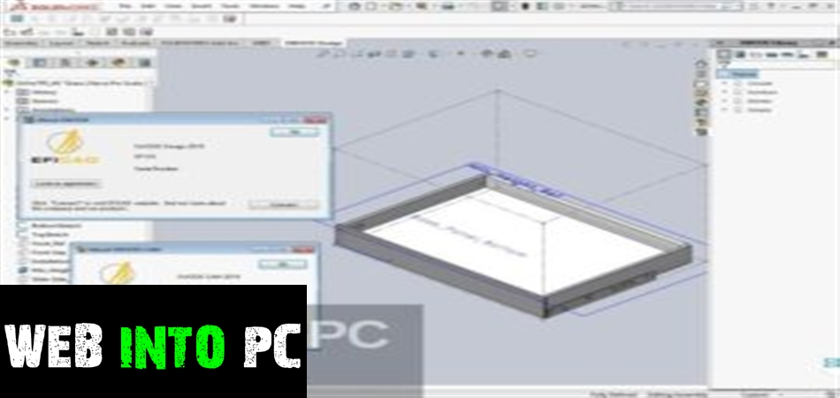 EFICAD SWOOD 2019 SP3 for SOLIDWORKS-get into pc