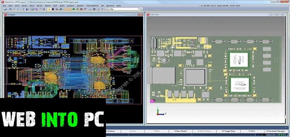 Mentor Graphics PADS 2020-getinto pc