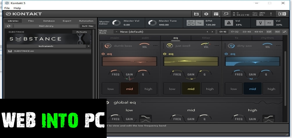 Output – Booty Bass Substance Expansion-get into pc