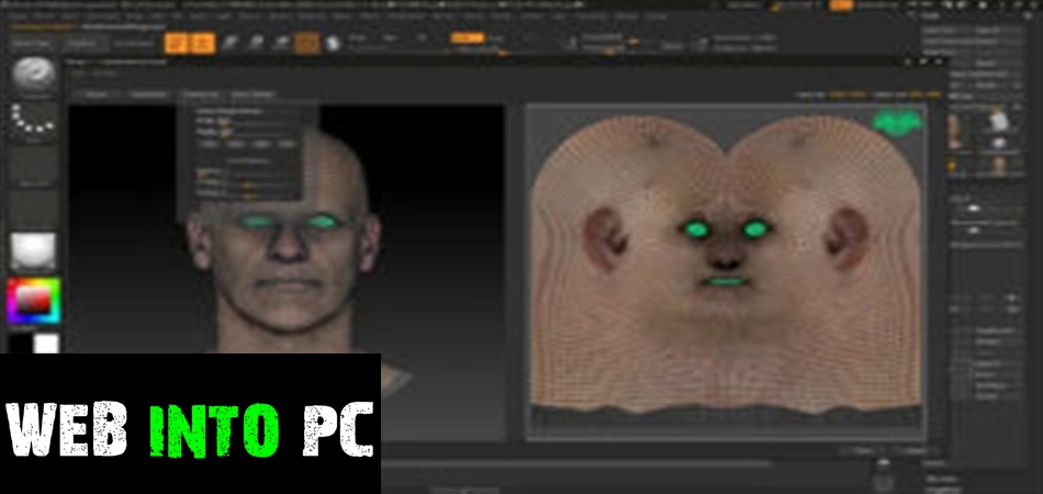 R3DS Zwrap v1.1.3 Plugin for ZBrush-getintopc site