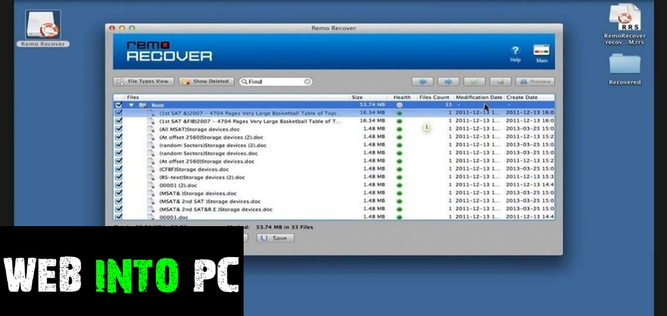 Remo Recover Pro Edition-getintopc