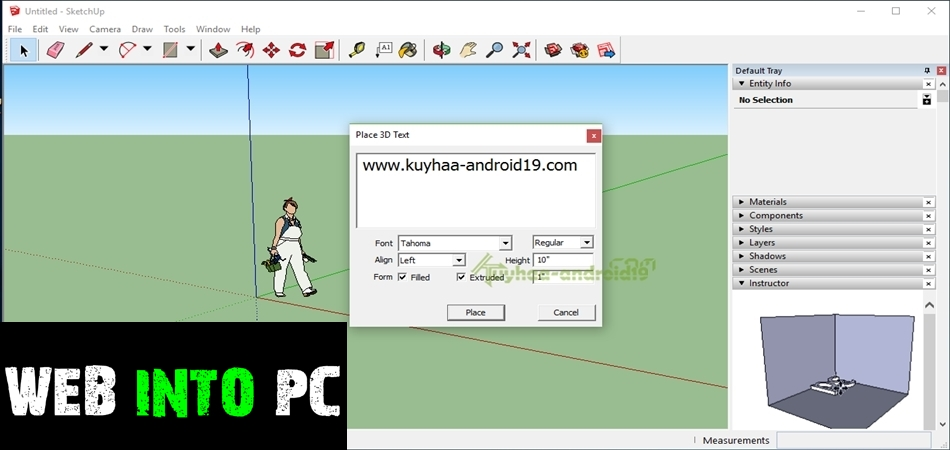 SketchUp Pro 2017 17.0.18899 x64-getinto pc