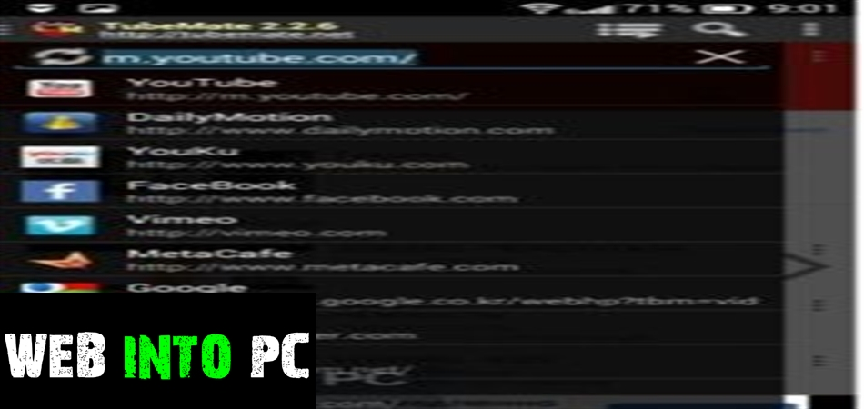 TubeMateer-get into pc