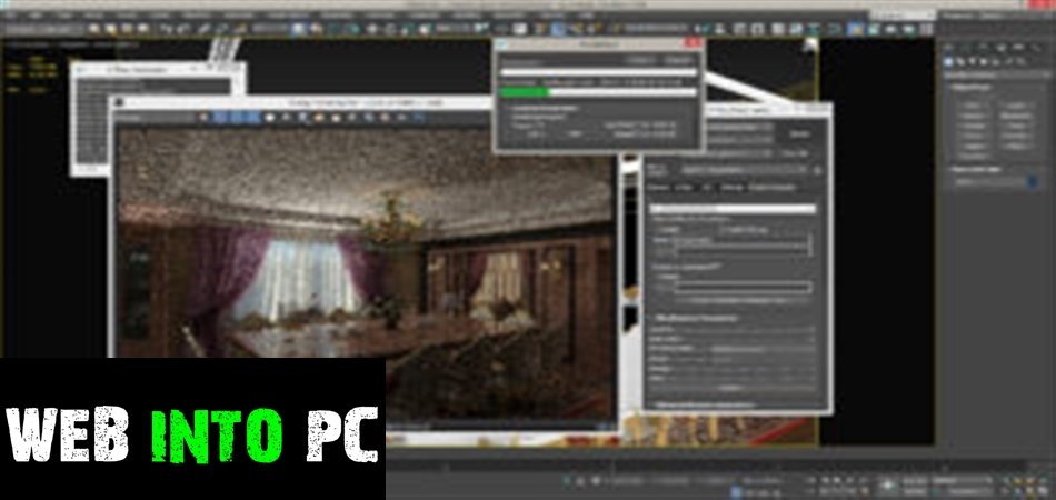 V-Ray Next for 3ds Max 2013-2020-getintopc website