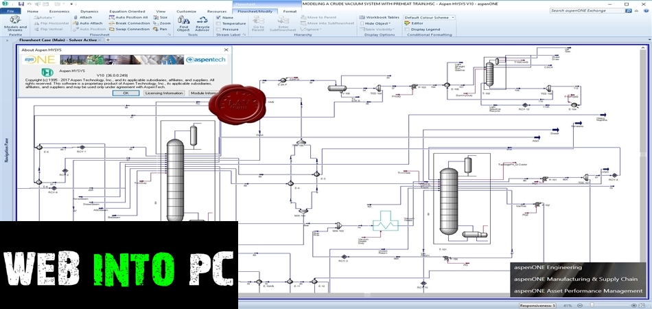 aspenONE Engineering Suite 11-get into pc