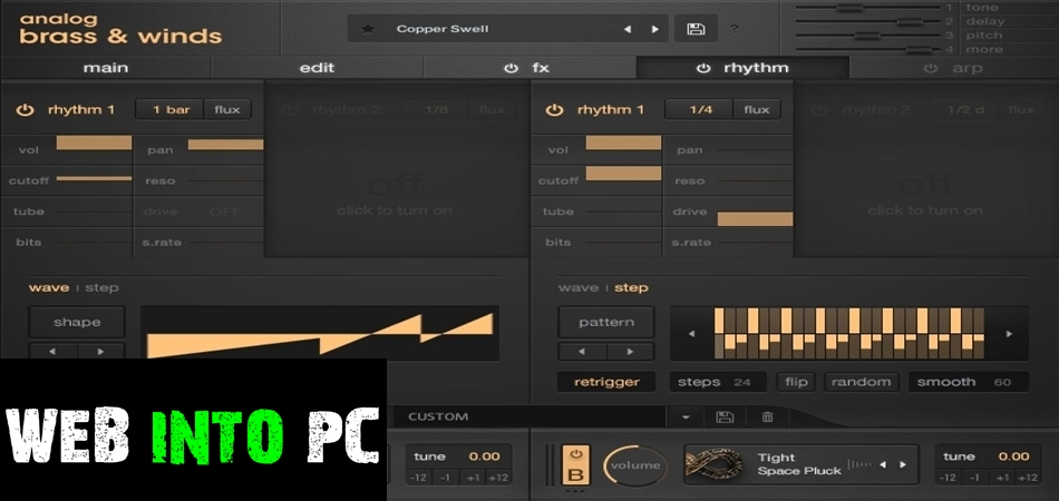 Output – Brass Knuckles Analog Brass and Wind Expansion-get into pc
