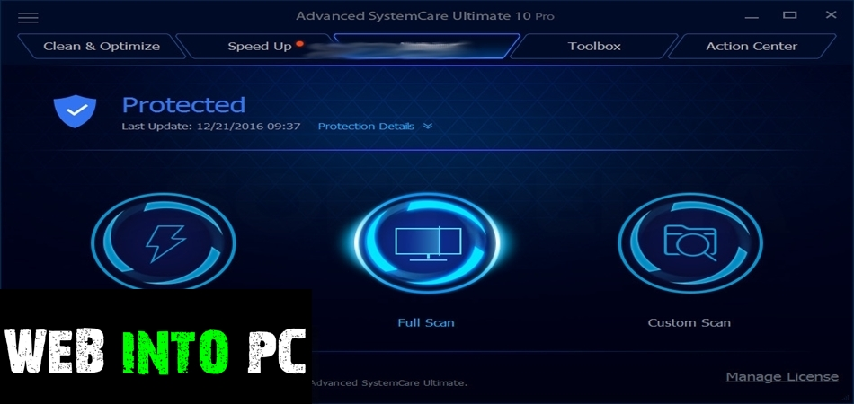 Advanced Systemcare Ultimate-getintopc