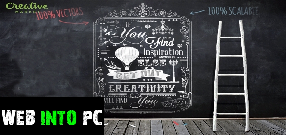 Creativemarket 6 Poster with Editable Text-getintopc website