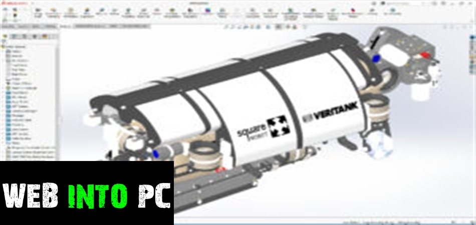 SolidWorks 2021-get into pc