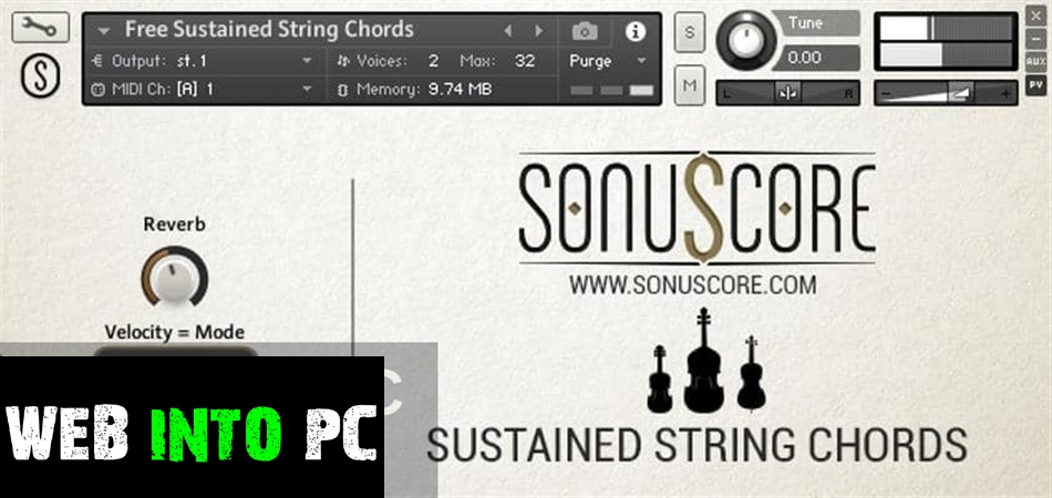 Sonuscore – Sustained String Chords-get into pc
