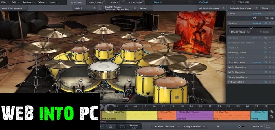 Toontrack – Death and Darkness SDX-get into pc