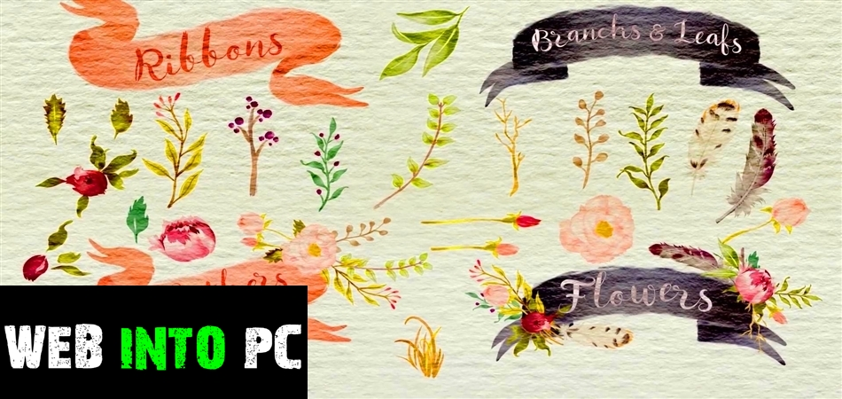 VideoHive – Handwriting Watercolor Package for After Effects-getintodesktop