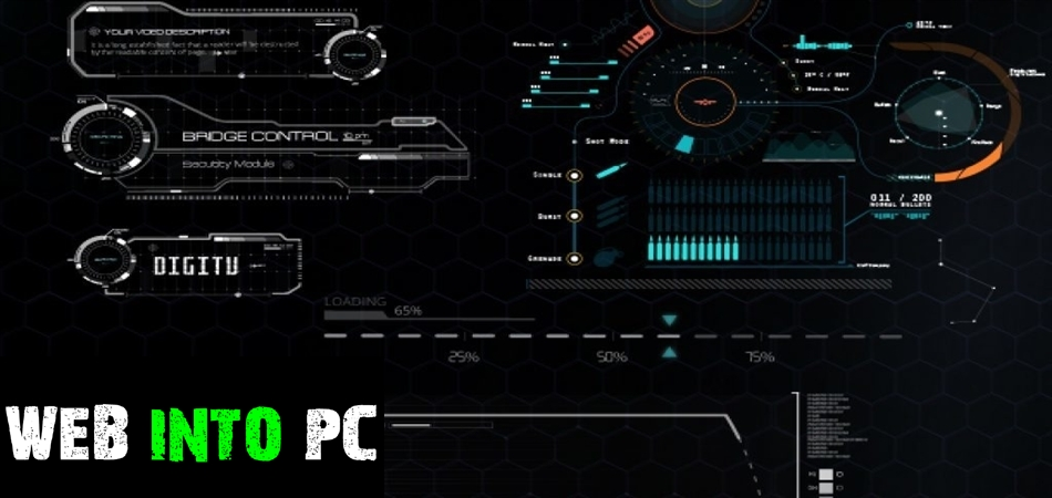 VideoHive Quantum HUD Infographic for After Effects-igetintopc